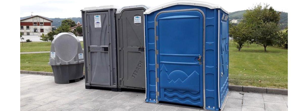 baños protátiles Carpas Ibarra